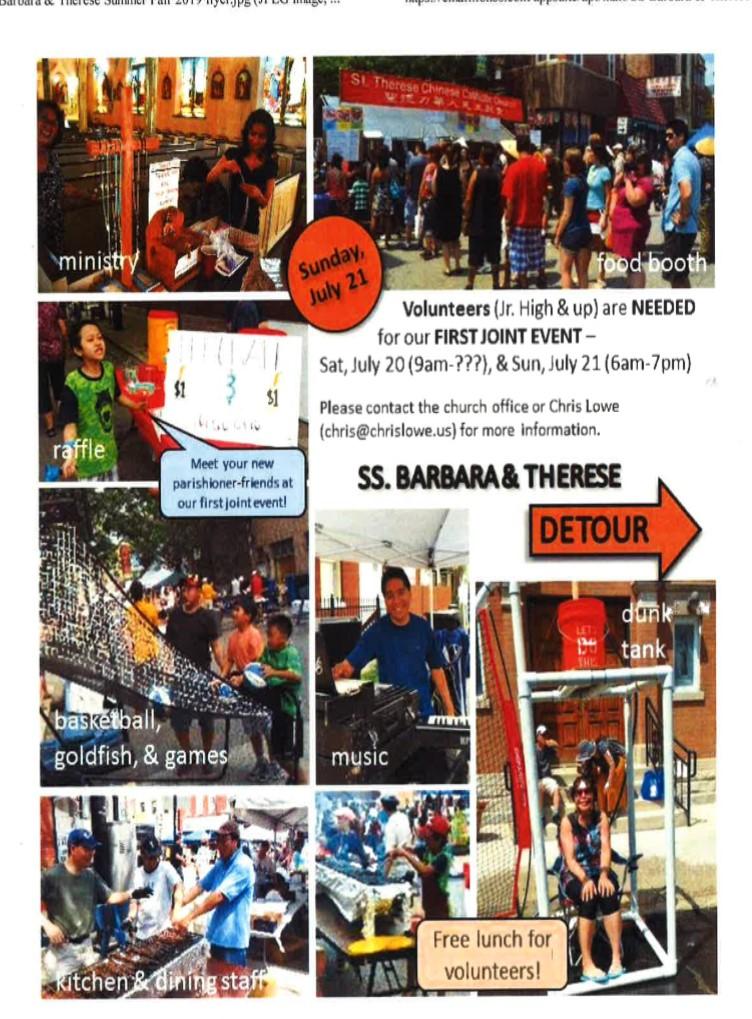 chinatown fair 7-13